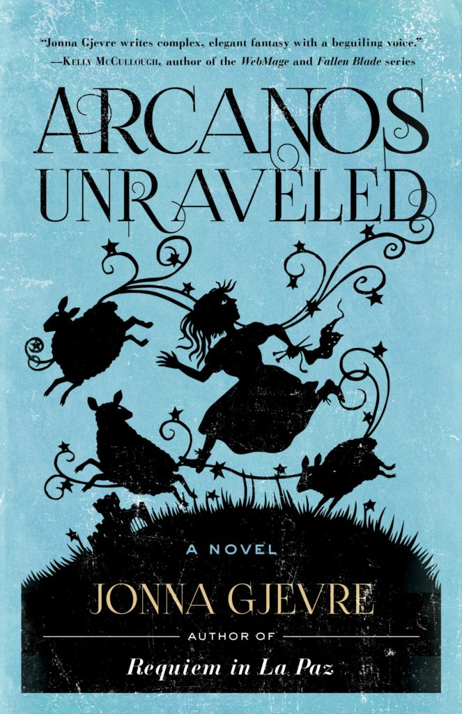 Arcanos Unraveled Cover