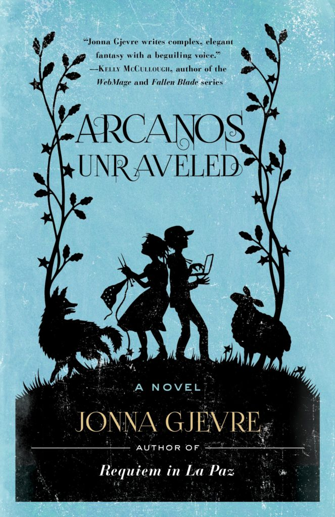 Arcanos Unraveled EBook Cover